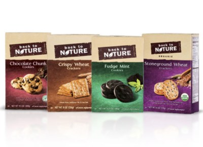 Free Cookies from Back to Nature