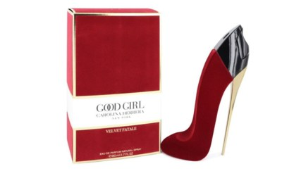 Free Sample Perfume - GOOD GIRL Velvet Fatale Collector Edition by Carolina Herrera