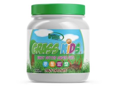 Free Sample of Grass Kids Protein