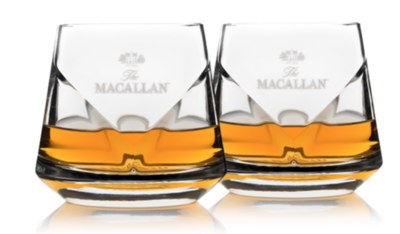 Free Glassware Set from Macallan