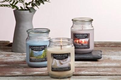 FREE Candle-Lite Company Jar Candle