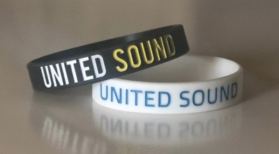 Free Bracelet from United Sound