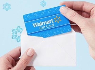 Walmart Sweepstakes - Win a Gift Card