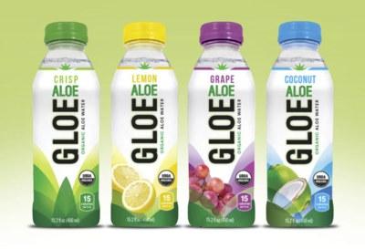 Free Aloe Gloe Organic Aloe Water Sample