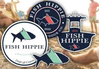 Free Sticker from Fish Hippie