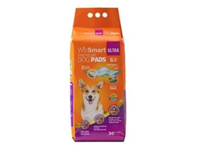 Free Sample of WizSmart Dog Pads