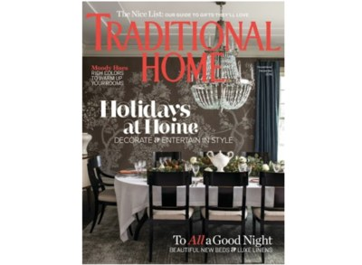 Get Traditional Home Magazine for Free