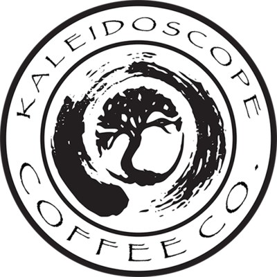 Kaleidoscope Coffee Sticker!