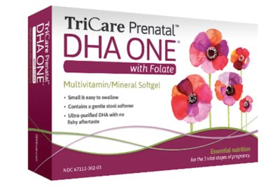 Free Sample Of TriCare DHA One® with Folate