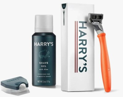 Free Harry's Trial Shaving Set