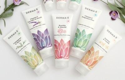 Derma-E Jasmine & Vanilla Hydrating Shea Body Lotion