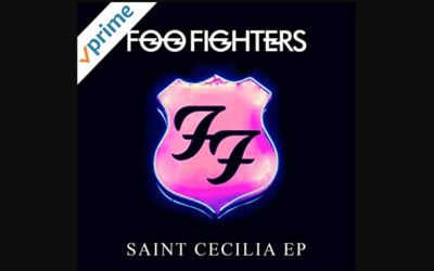 New Foo Fighters Album - Saint Cecilia EP