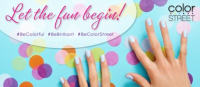 Color Street - Nail Polish Strips