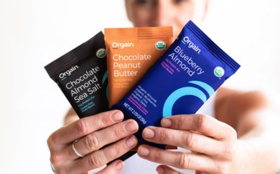 Orgain Simple Protein Bars - Free Sample