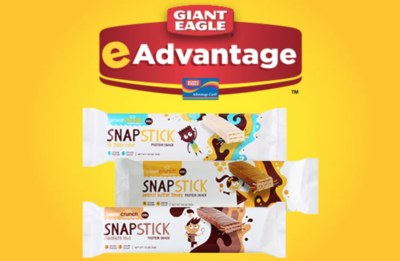 Free Power Crunch Snap Stick Protein Bar