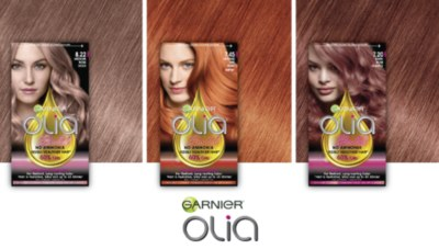 Free Sample of Garnier Olia Hair Color Sample