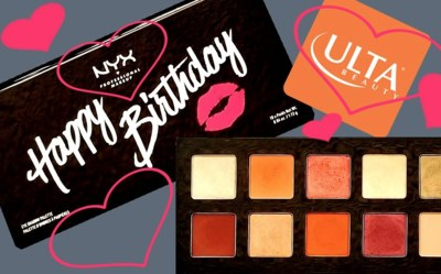 Free Perfect Pair Eye Shadow Set From Ulta on Your Birthday