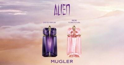 Free Perfume Alien Flora Futura Eau and Alien Eau de Parfum