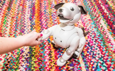 Win a Sony Aibo - Sweepstakes