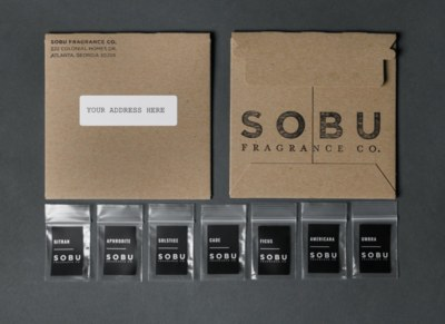 Free Sample of SOBU Fragrance