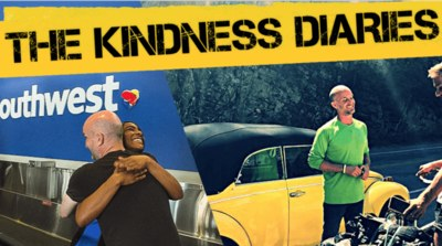 Southwest Airlines® Kindness Travel Sweepstakes