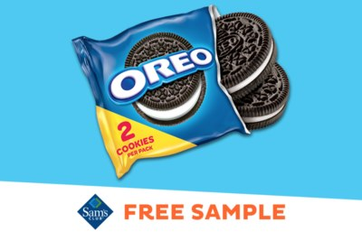 Free Sample of Oreo Cookies at Sam's Club!