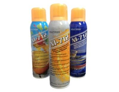 Free Sample of Neutron  NI-712 Odor Eliminator