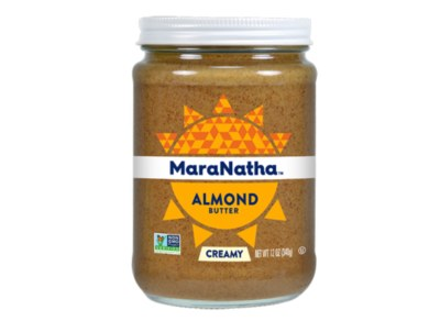 Free Sample of MaraNatha Almond Butter