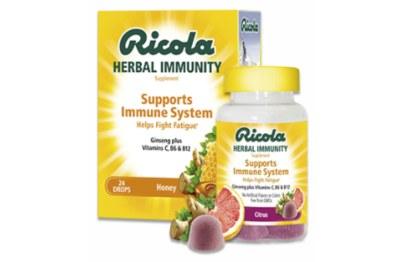 Free Ricola® Immunity Product