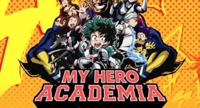 Free Season 1 of My Hero Academia
