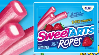 SweeTARTS Rope Singles Candy Free Sample
