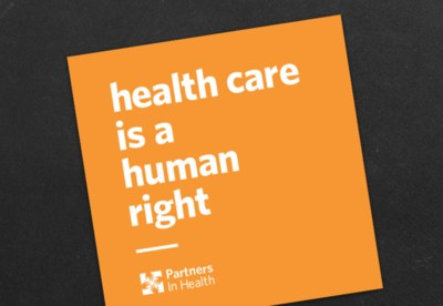 Free Health Care Is A Human Right Sticker
