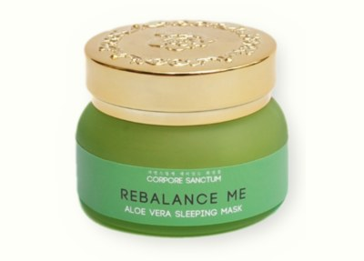 Free Sample of Aloe Vera Rebalance Sleeping Mask