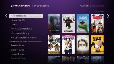Free Fandango Now Movie - Sprint Customers