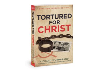 Free Book - Tortured for Christ