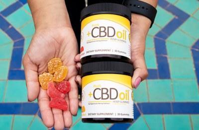 Free Sample of PlusCBD Oil™ Hemp CBD Gummies