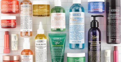 Free Sample of Kiehl's Skincare