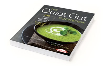 Get a Free Copy of The Quiet Gut Cookbook
