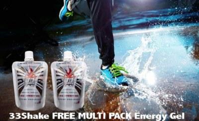 Free Sample of Chia Energy Gel