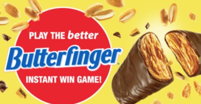 Win a Free T-Shirt from Butterfinger