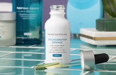 Complimentary Sample Discoloration Defense from SkinCeuticals