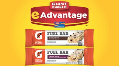 Free Gatorade Fuel Bar