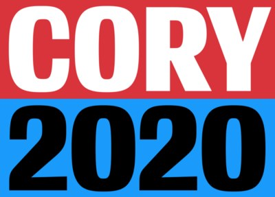 Free Corey Booker Bumper Sticker