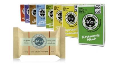 Free Adra Soap Sample