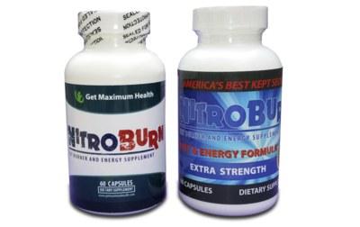 Free Sample of NitroBurn Supplement