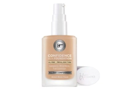 Free IT COSMETICS Confidence in a Foundation