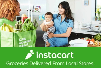 Free Grocery Delivery from Instacart
