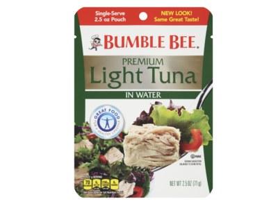 Free Bumble Bee® Light or Seasoned Tuna
