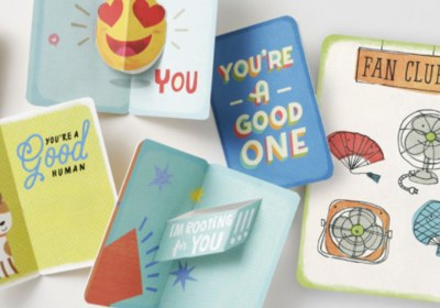 Free Just Because Card by Hallmark