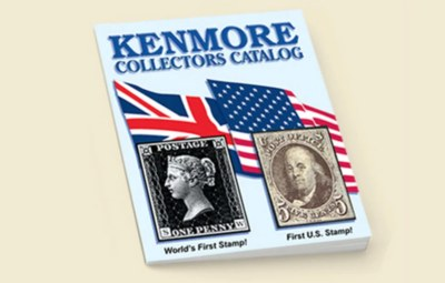 Free Stamp Sampler from Kenmore Stamp Company